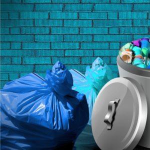 Jätesäkit ja roskapussit